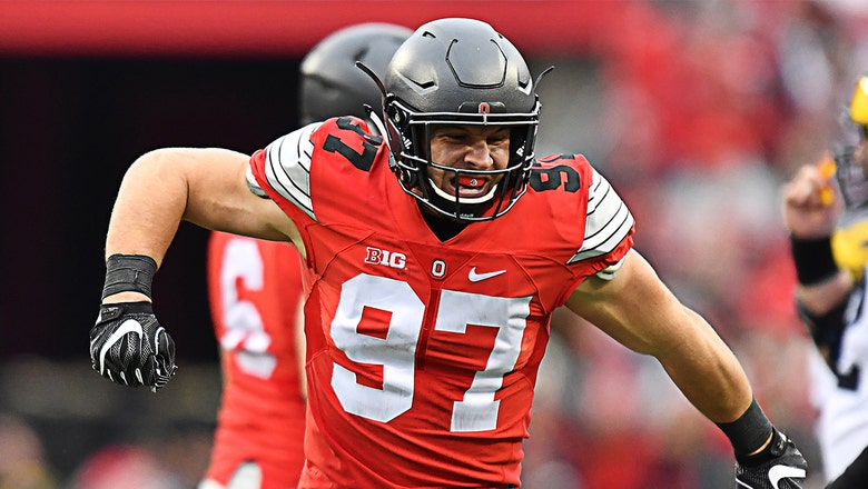 Joel Klatt's Top 5 Defensive Players in the NFL Draft
