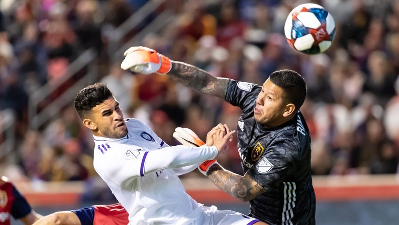 Real Salt Lake vs. Orlando City SC | 2019 MLS Highlights