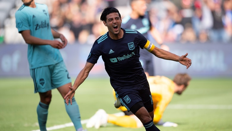 90 in 90: LAFC vs. Seattle Sounders | 2019 MLS Highlights