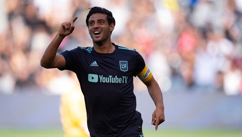 Carlos Vela scores his 10th goal of the season | 2019 MLS Highlights