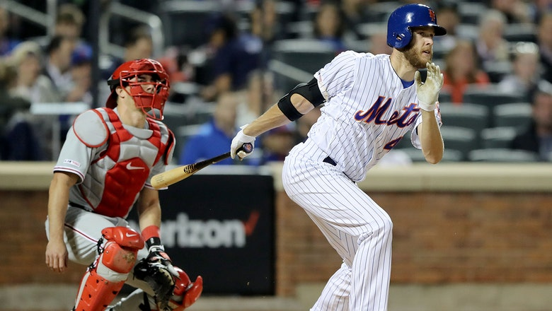 Zack Wheeler hits first career home run and hits double in Met's big win