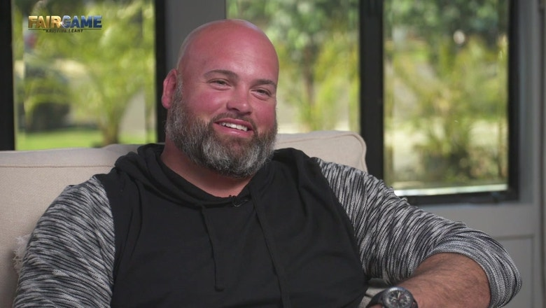 Andrew Whitworth on his funniest Jared Goff story