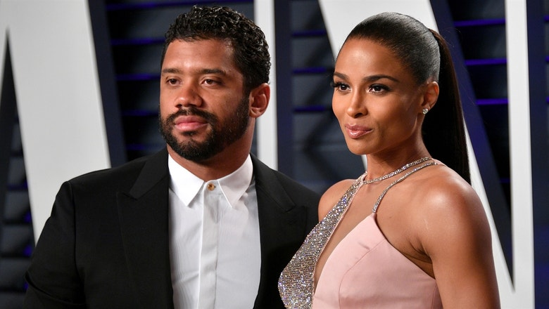 Russell Wilson and Ciara make video to celebrate his contract extension | TMZ SPORTS