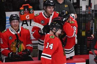 Kane helps Blackhawks beat Stars 6-1