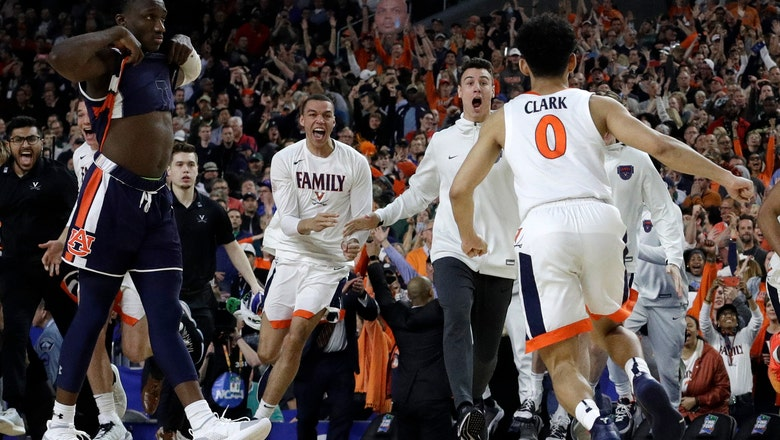 NCAA Latest: ACC clinches most wins for this tournament