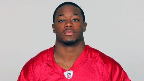 <p>               FILE - This is a 2009 file photo showing Atlanta Falcons NFL football player Thomas Brown. South Carolina coach Will Muschamp has struggled to build a running game. He's turning to one of Georgia's top 10 all-time rushers to turn that around. Muschamp brought in former Bulldogs star and assistant coach in Thomas Brown to lead Gamecocks running backs this season, hopeful he can turn an area that's been near the bottom of the Southeastern Conference the past three years into one that vaults the Gamecocks into contention in the Eastern Division.  (AP Photo/File)             </p>