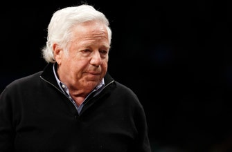 The Latest: Judge orders Kraft video not be released for now