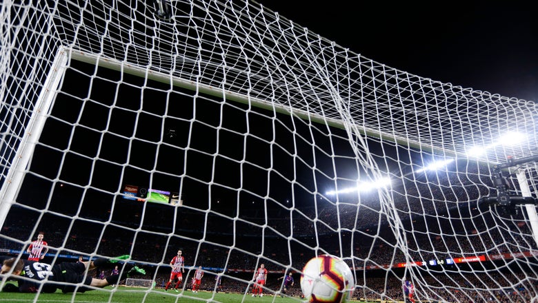 Surprising Getafe strengths grip on 4th place in Spain