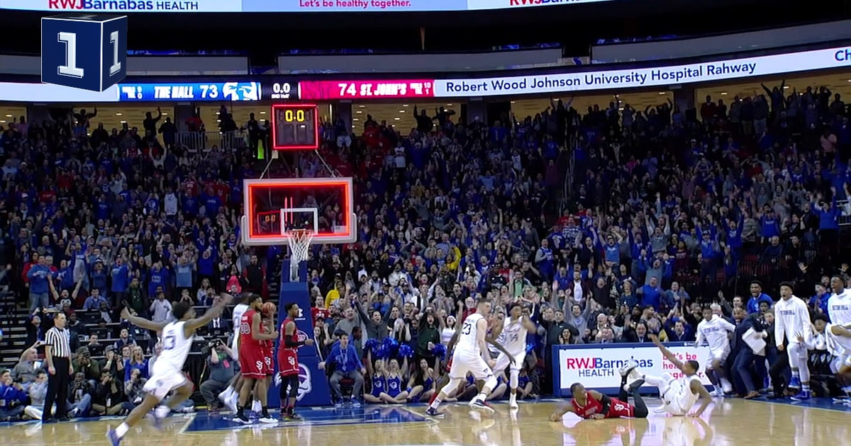 154df93d9c60 Top 5 buzzer beaters of the 2018-19 college basketball season