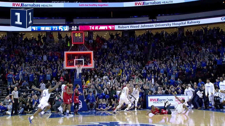 Top 5 buzzer beaters of the 2018-19 college basketball season