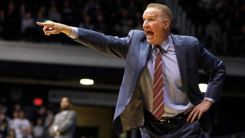 <p>               FILE - In this Jan. 19, 2019, file photo, St. John's coach Chris Mullin shouts during the second half of the team's NCAA basketball game against Butler, in Indianapolis. Mullin felt in his heart that it was time to move on from St. John's. Mullin stepped down as coach of the school he starred at as a player in the 1980s earlier this month after four years on the job. (AP Photo/Darron Cummings, File)             </p>