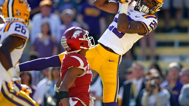 Getting Greedy: Browns select LSU's Williams in second round