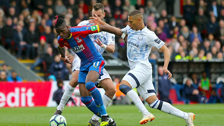 Everton's European hopes hit with 0-0 draw at Palace