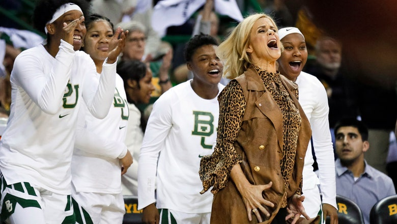 'Easy to coach' – Fun for Baylor all the way to Final Four