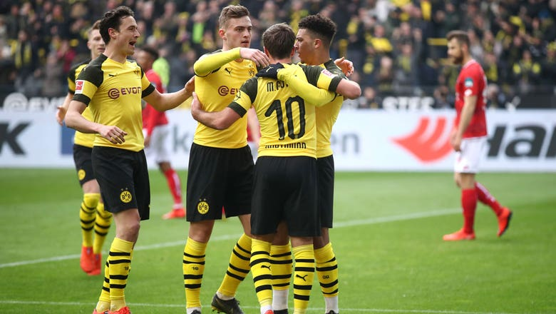 Borussia Dortmund vs. FSV Mainz 05 | 2019 Bundesliga Highlights
