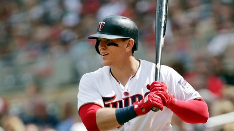 <p>               FILE - In this June 10, 2018, file photo, Minnesota Twins' Logan Morrison prepares to bat against the Los Angeles Angels in the fifth inning of a baseball game in Minneapolis. Morrison has agreed to a minor league contract for the New York Yankees, who sought another first base option with Greg Bird again on the injured list. If added to the 40-man roster, Morrison would get a one-year contract with a $1 million salary while in the major leagues. (AP Photo/Andy Clayton-King, File)             </p>