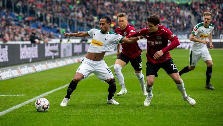Hannover 96 vs. Monchengladbach | 2019 Bundesliga Highlights