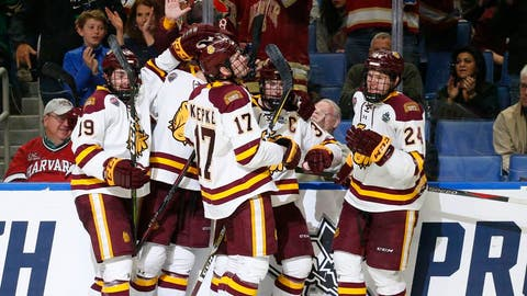Minnesota Duluth men's hockey (⬆ UP)