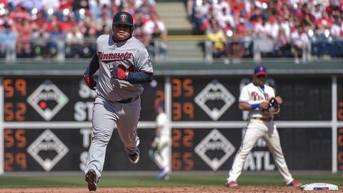 Willians Astudillo, Twins catcher (↑ UP)