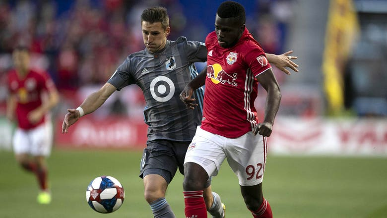Minnesota United tops Red Bulls 2-1 for third road win