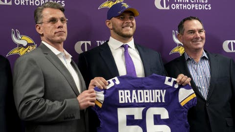 Minnesota Vikings, Sept. 15 & Dec. 23