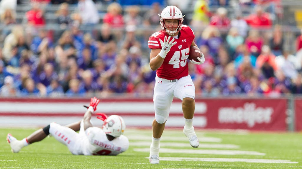 Not selected in NFL draft, former Badgers FB Ingold signing with ...