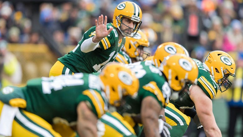 Packers' focus shifts to offense in draft