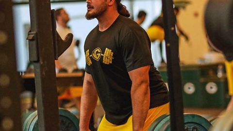 David Bakhtiari, Packers offensive tackle