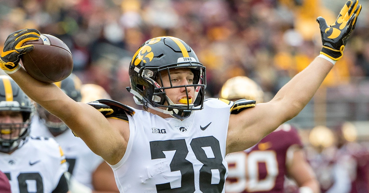 Lions draft Iowa tight end T.J. Hockenson in first round