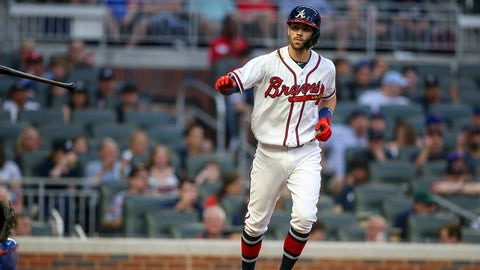 3. Braves batters are walking at historic rate
