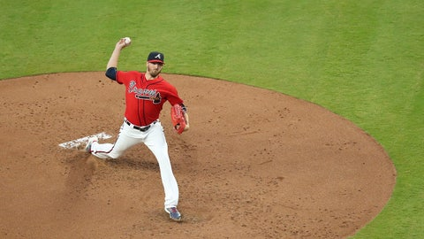 1. Braves rotation finds its footing ... and things are about to get interesting