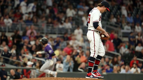 The Braves are not sugarcoating their own relief issues, so what's now?