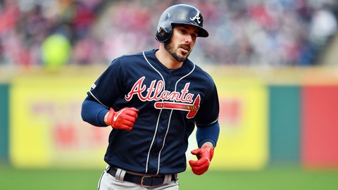 Opportunities for improved Braves bench increasing as schedule ramps up