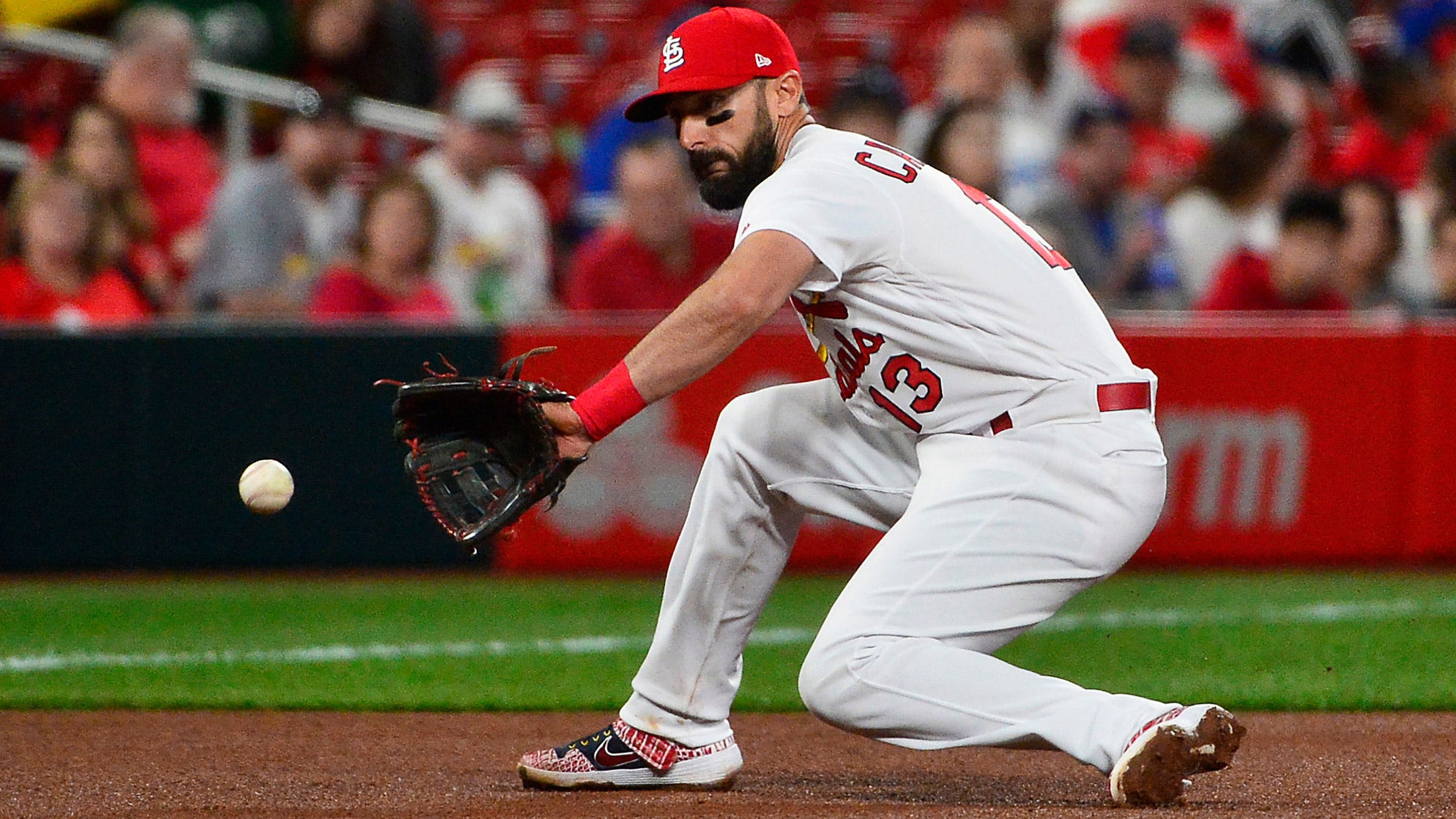 Cardinals sign Carpenter to two-year contract extension