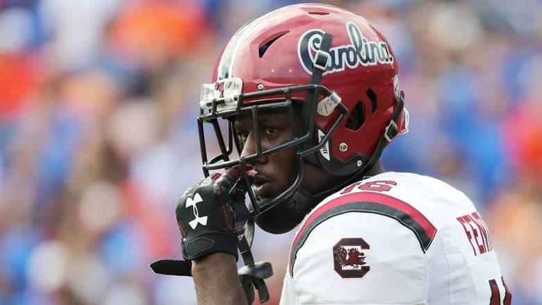Chiefs take South Carolina cornerback Fenton with first Day 3 pick