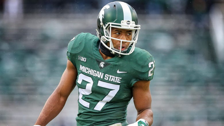 Colts move up to take Michigan State safety Willis in fourth round