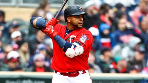 Nelson Cruz, Twins designated hitter (⬆ UP)