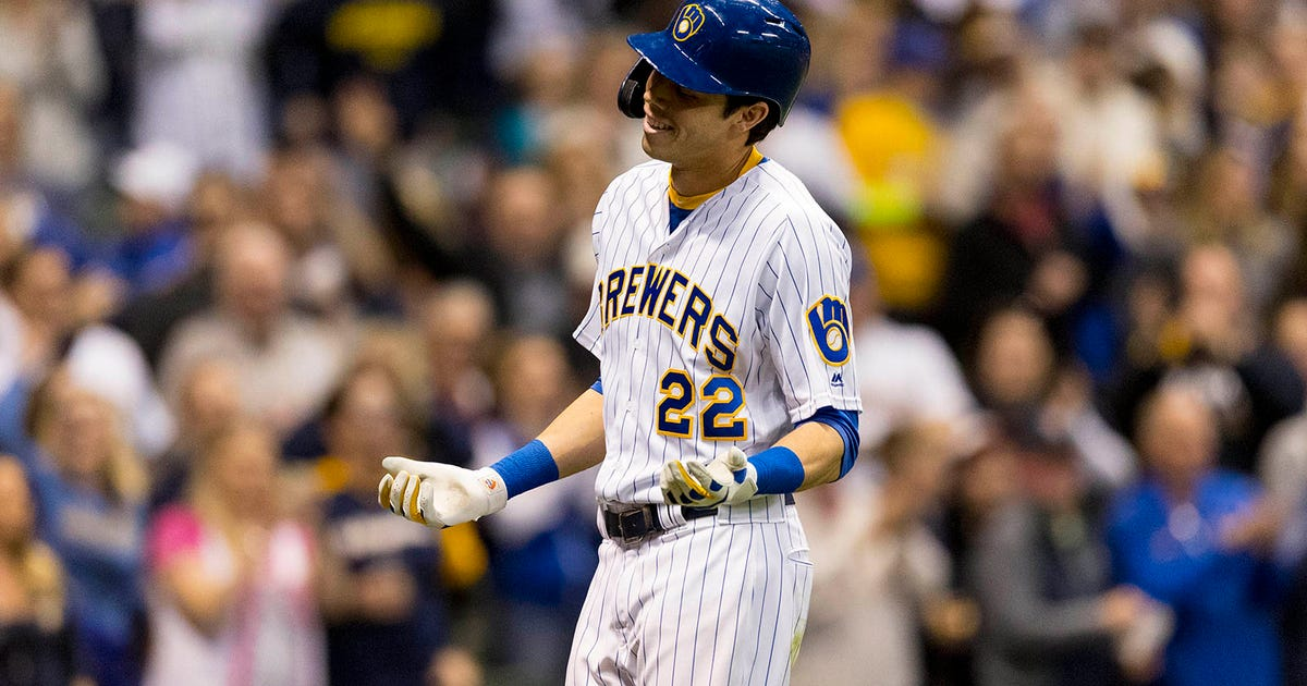 StaTuesday: Brewers' Yelich on MVP pace through 50 games