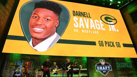 How Darnell Savage fits into the secondary