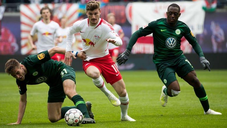 RB Leipzig vs. VfL Wolfsburg   2019 Bundesliga Highlights