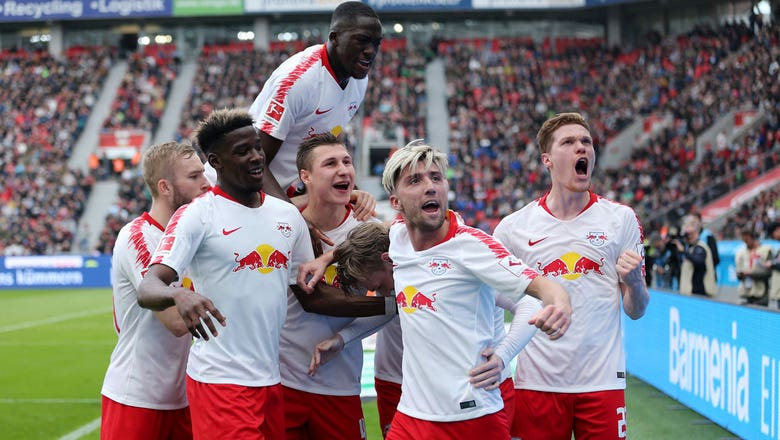Bayer Leverkusen vs. RB Leipzig   2019 Bundesliga Highlights