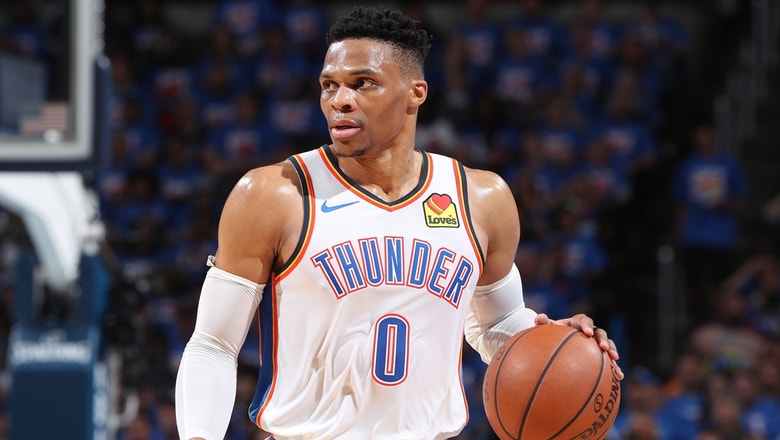 Colin Cowherd lists all the reasons Russell Westbrook is not built for the NBA Playoffs