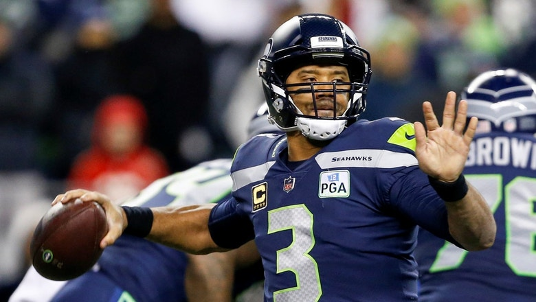 Colin Cowherd: Russell Wilson's new contract finally makes the Seahawks 'his franchise'