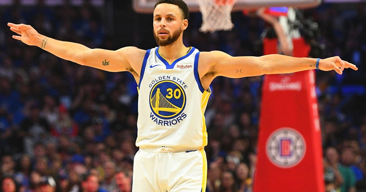 Colin Cowherd on Steph Curry's greatness: 'He changes the temperature of an arena'