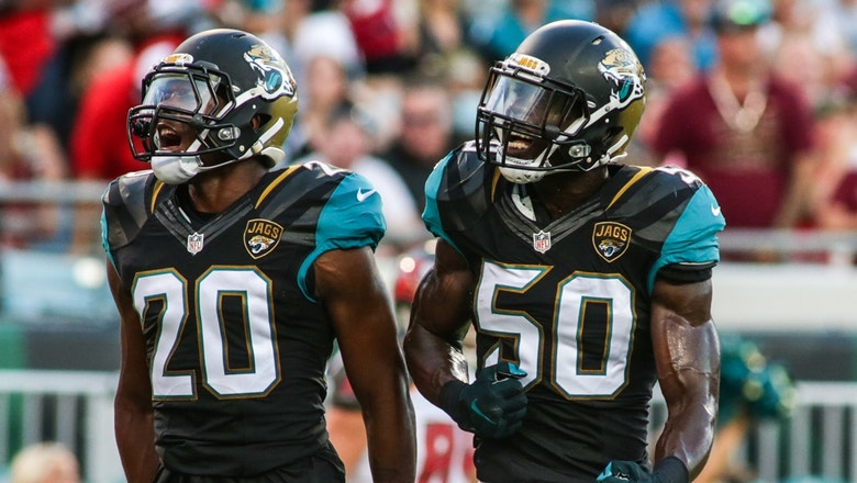 Marcellus Wiley doesn't have an issue with Jalen Ramsey and Telvin Smith skipping workouts