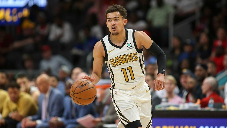 Trae Young on standout rookie year: 'I think my season went really well'