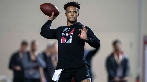 MOCK DRAFT: Defense will be big, but will Kyler Murray top the first round of NFL Draft