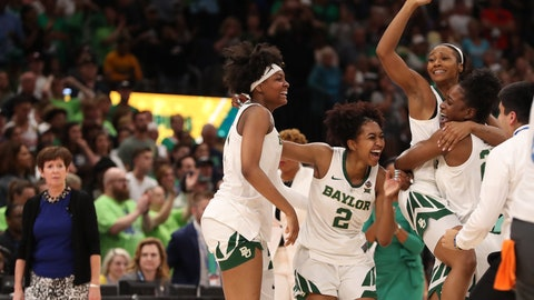 NCAA Womens Basketball: Final Four Championship Game-Baylor vs Notre Dame
