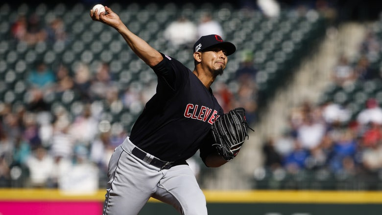 Carrasco delivers dominant outing as Indians complete series sweep of Mariners