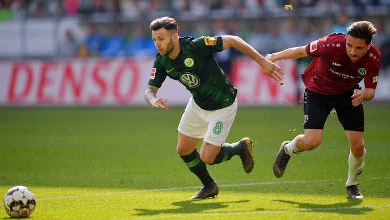 VfL Wolfsburg vs. Hannover 96   2019 Bundesliga Highlights